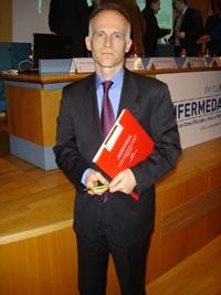 Entrevista al Dr. D. Javier Olazarán Rodríguez
