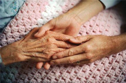 Mirar como Dios a los Enfermos de Alzheimer.