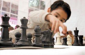 Jugar al Ajedrez contra el Alzheimer