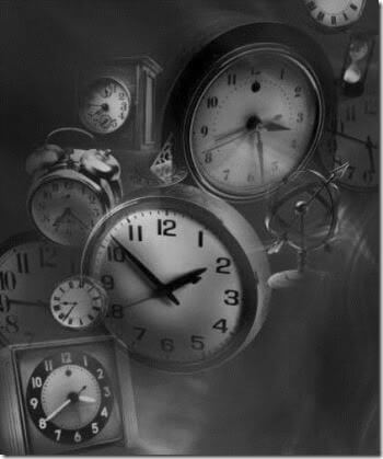 memoria tiempo