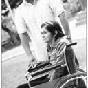 Piero y Ana María: imágenes que hablan por si solas. Piero es hijo único y cuidador principal. Su madre, Ana María, enferma de Alzhéimer desde hace 7 años