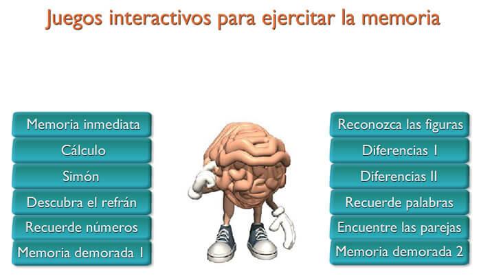 Juegos Interactivos Para Ejercitar La Memoria Blog Alzheimer 2 0