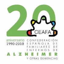 Logo Ceafa 20 años - Política Estado Alzheimer