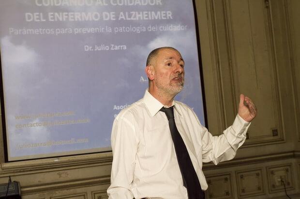 El Padecer Oculto de un Cuidador de un Enfermo con Alzheimer