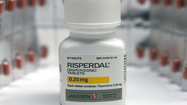 Efectos del Risperdal