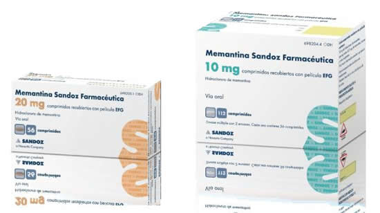 Sandoz comercializa el genérico 'Memantina Sandoz' para el tratamiento del Alzheimer