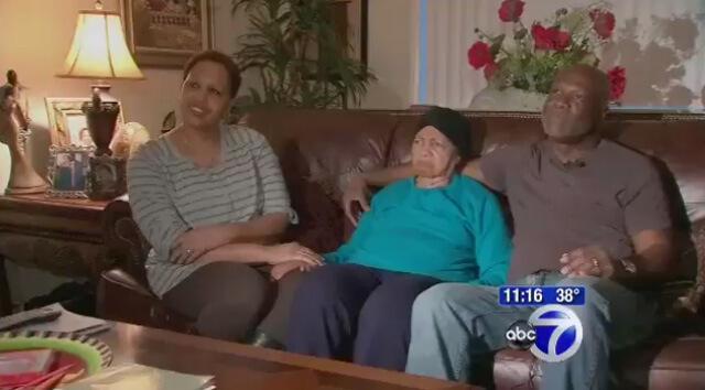 Un perro de raza pitbull encuentra a una anciana enferma de Alzheimer y la salva de morir congelada