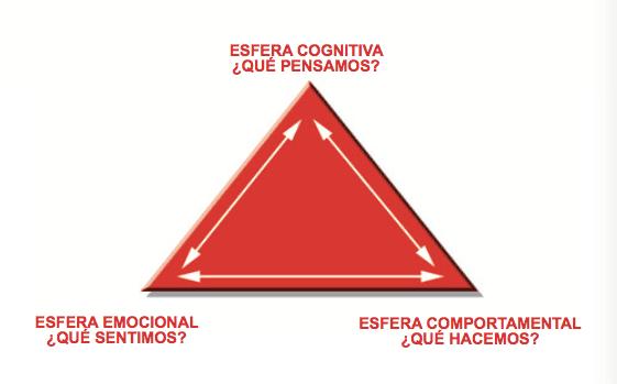La dimensión emocional de los cuidados. Guía básica para la gestión de los pensamientos erróneos.
