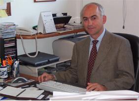 José Carlos Millán Calenti. Imagen: gerontologia.udc.es