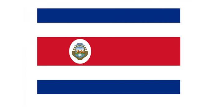 Plan Alzheimer Costa Rica Bandera