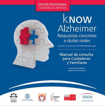 Nuevo manual para cuidadores y familiares