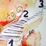 Más melodías menos medicamentos... (Ilustración: Eva Fajardo)
