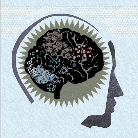 Imagen: Jessie Ford's artwork illuminated The Lancet Neurology's covers in 2005
