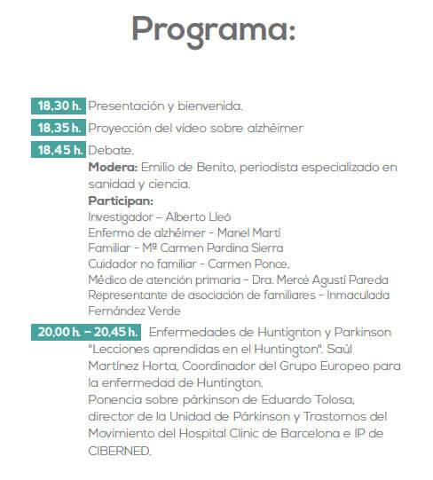 Programa Foro Social CIIIEN 2014