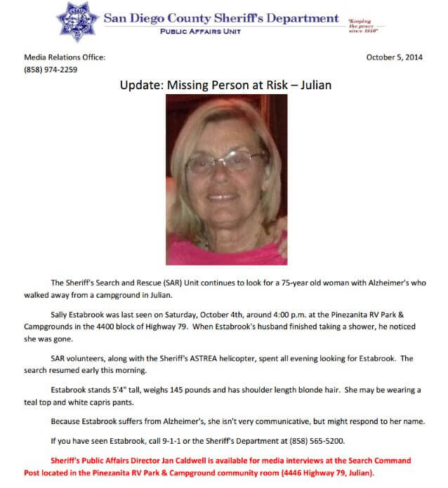 sally-estabrook-missing-pressrelease