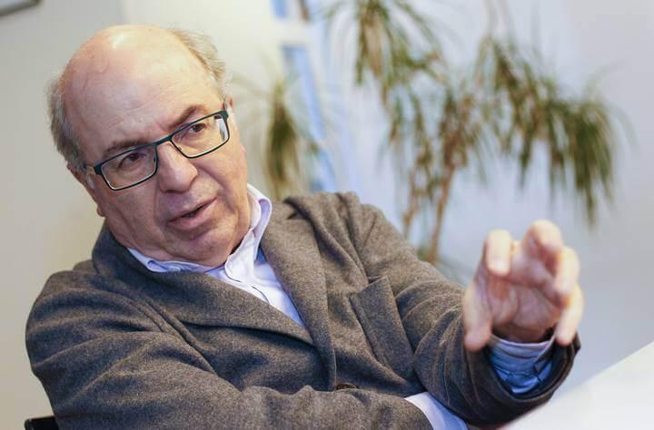 D. Jordi Camí, Presidente de la Fundación Pasqual Maragall