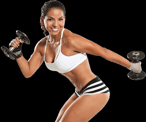 Ejercicio aeróbico como terapia en Alzheimer chica-ejercicio-aerobico