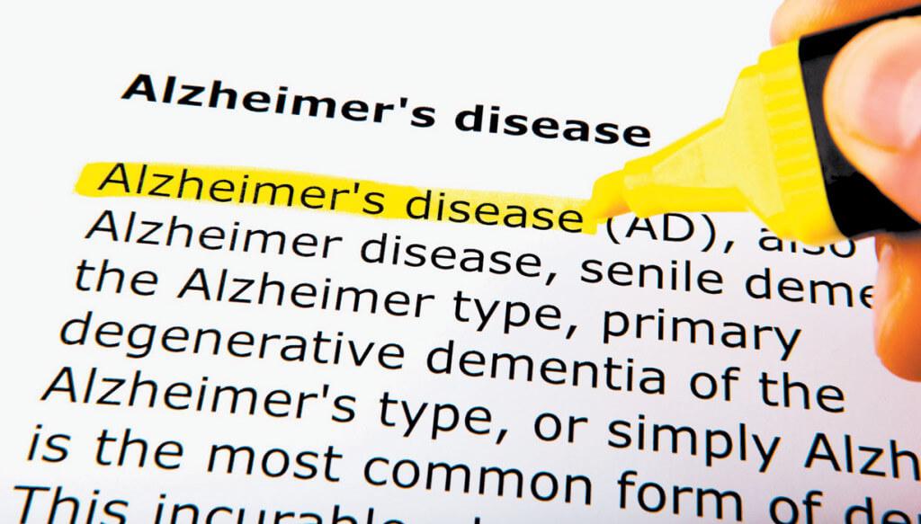 Sistema QDRS: un método de diagnóstico rápido para las distintas demencias - Alzheimers-definition-10604
