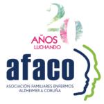 LOGO-AFACO-25anos Guia Alzheimer Afaco Responde