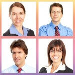 Ejercicios de Estimulación Cognitiva «Gnosias: Reconocimiento de Caras»