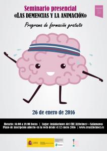 Seminario Cartel demencias
