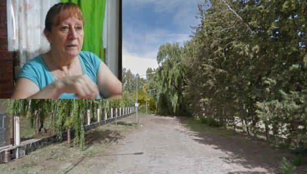 Desaparecida con Alzheimer sobrevivió una semana a base de plantas - Alzheimer_desaparecida_encontrada_Neuquen