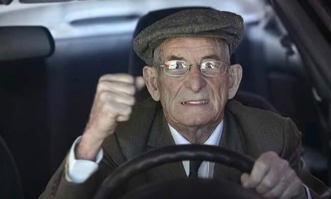 condujo...