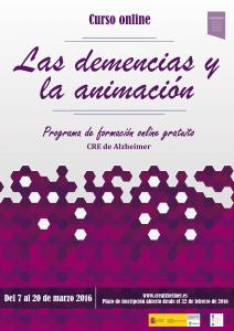 Las demencias y la animación