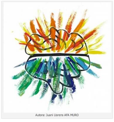 VI Congreso Autonómico de Alzheimer de la Comunidad Valenciana cartel-afa-muro