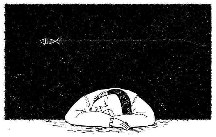 Dormir mal en la fase REM podría vincularse con un peligro más elevado de ansiedad y depresión