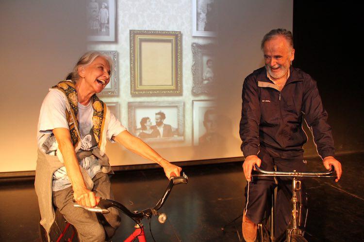 Obra de teatro explora vida conyugal en la tercera edad. Amor en tiempos de Alzheimer: Un Jardín Secreto