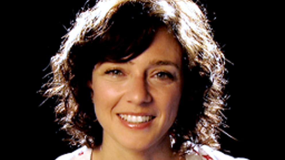 La periodista Cristina Saez, autora de Una Esperanza para el Alzheimer