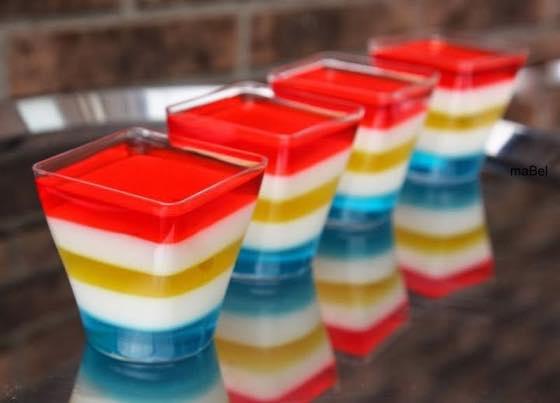 Gelatinas de colores caseras Mejores Consejos para Afrontar el Calor Estival