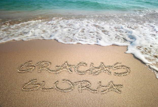 Gracias Gloria