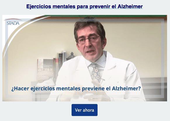 Ejercicios Mentales Para Prevenir el Alzheimer
