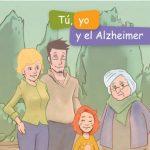 Yo y el Alzheimer, el Cómic