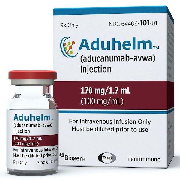 Aduhelm, el primer fármaco aprobado después de casi 20 años