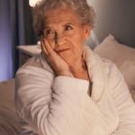 Alteración del sueño en personas con demencia