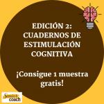 Cuaderno de Estimulación cognitiva gratis